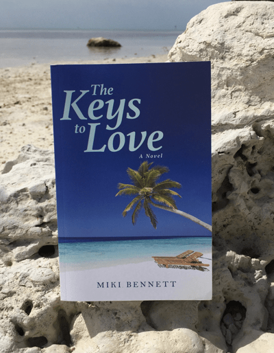 The Keys to Love, by Miki Bennett