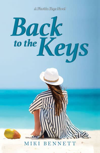 "It's Book Release Day for ""Back to the Keys""!"