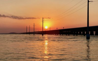 There Is Something Special About The Seven Mile Bridge!