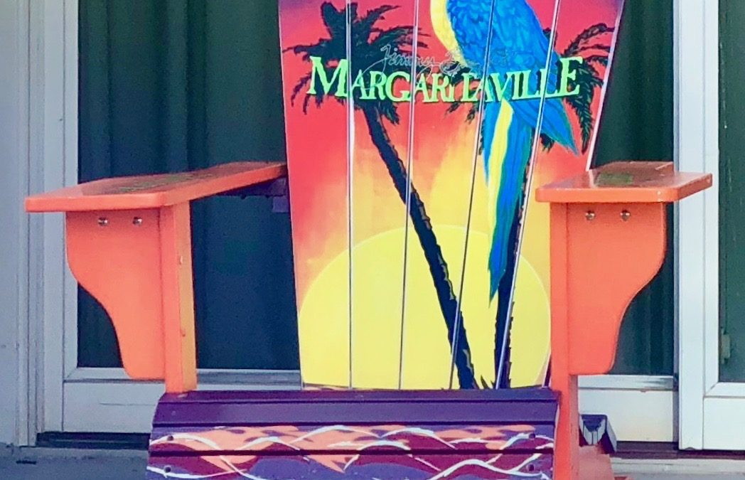 Time For A Little Margaritaville with Jimmy Buffett!