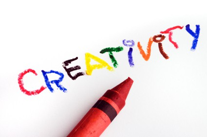 I Know You Have A Creative Side!