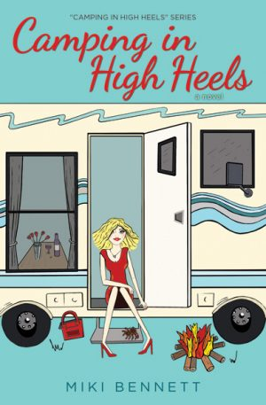 Camping in High Heels - In Books