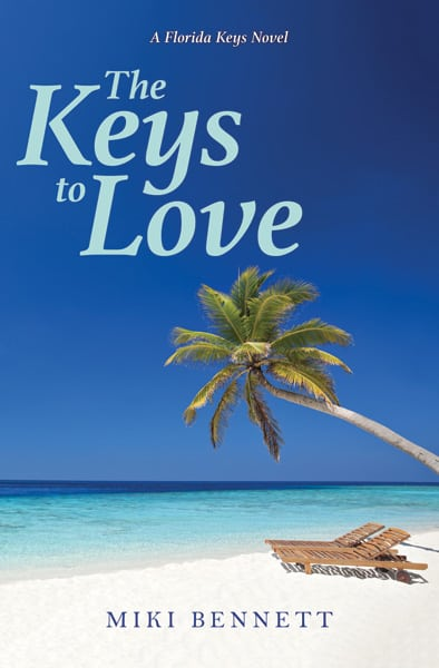The Keys to Love by Author Miki Bennett