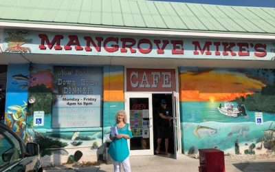 Mangrove Mike's In Islamorada!
