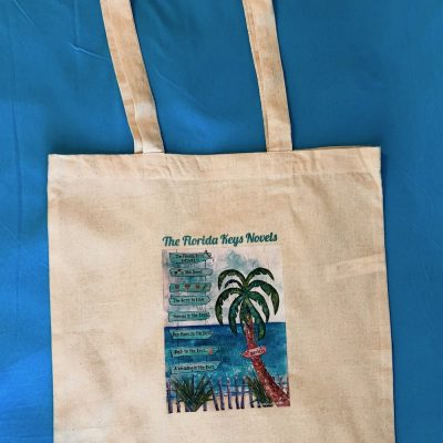 Florida Keys Novels Tote Bag