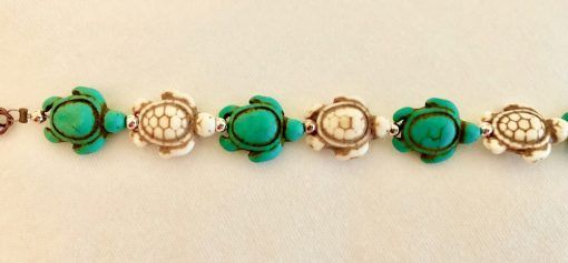 Sea Turtle Bracelet, by Miki Bennett