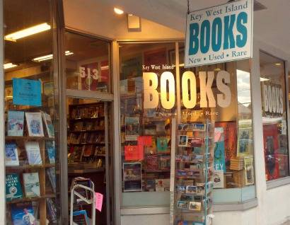 Let Me Introduce You To Key West Island Bookstore!