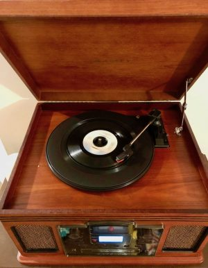 Record Player, Records, 45s, LPs, Vinyl Albums, Music
