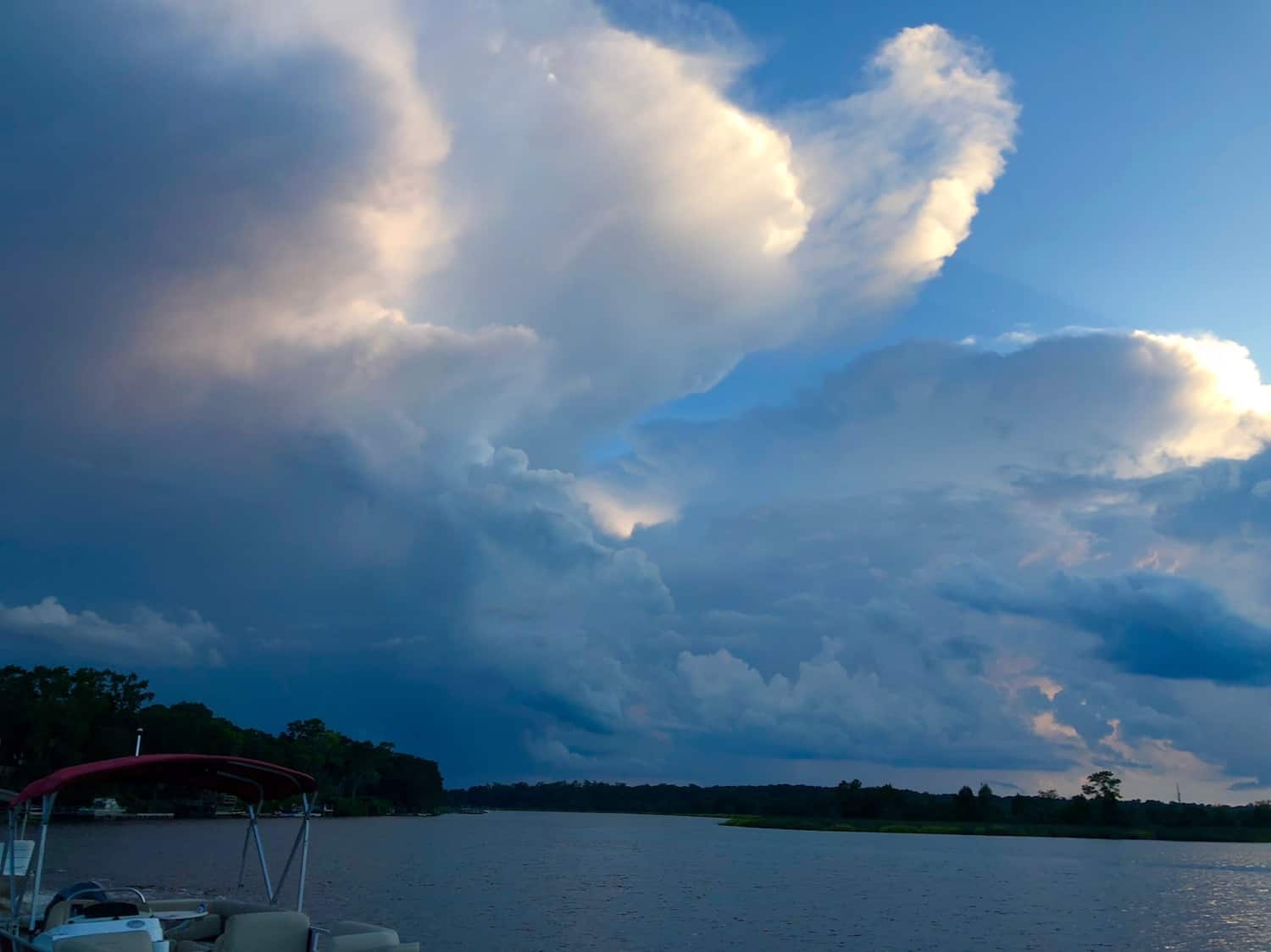 Thunderstorm, Thunderhead, Severe Weather, Weather, Storms,