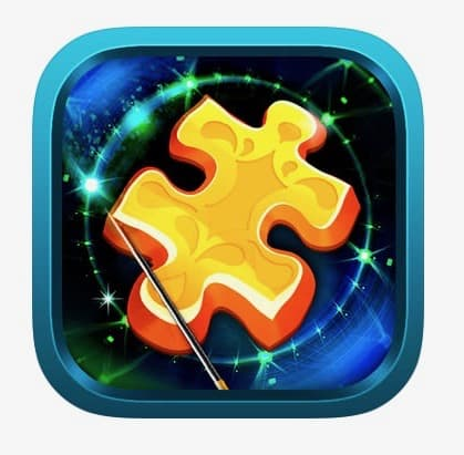 Puzzles, Puzzle, Jigsaw Puzzle, Puzzle App. iPad App, Apple App, Macbook, iPad, Relax, Unwind, De-Stress, Self Care