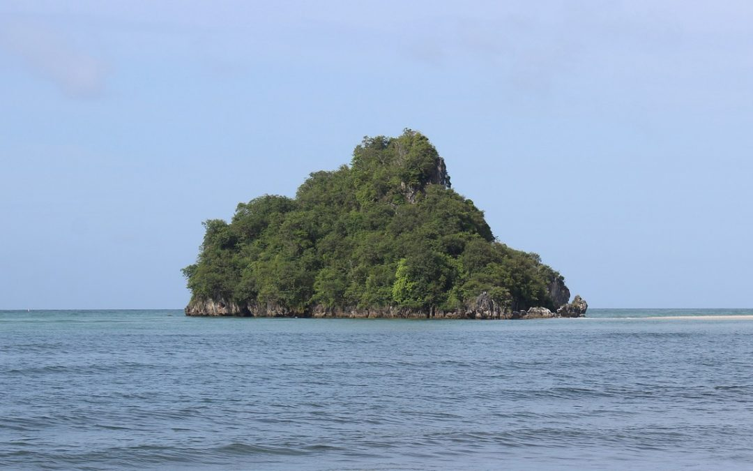 What Do A Deserted Island And Gratitude Have In Common?