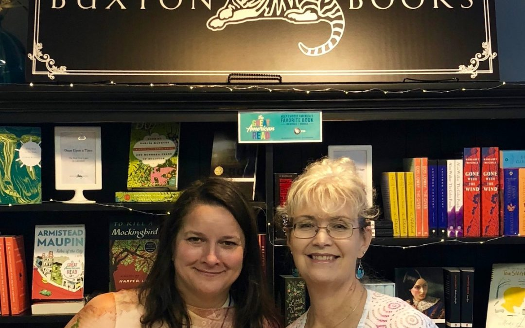 If You Are In Charleston, You Have To Visit Buxton Books!