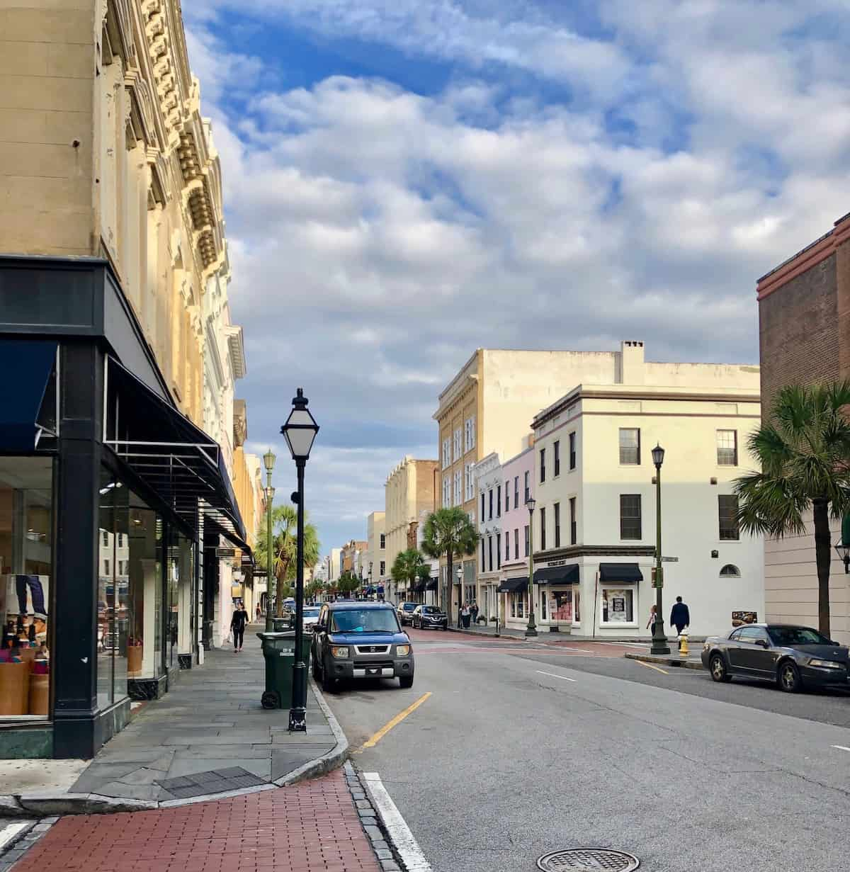 City Street, King Street, Charleston South Carolina, Charleston