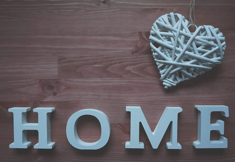 Home, House, Home Sign
