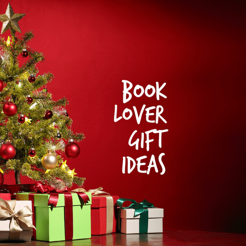 Christmas, Christmas Gifts, gifts, Presents, Book Lover, Books
