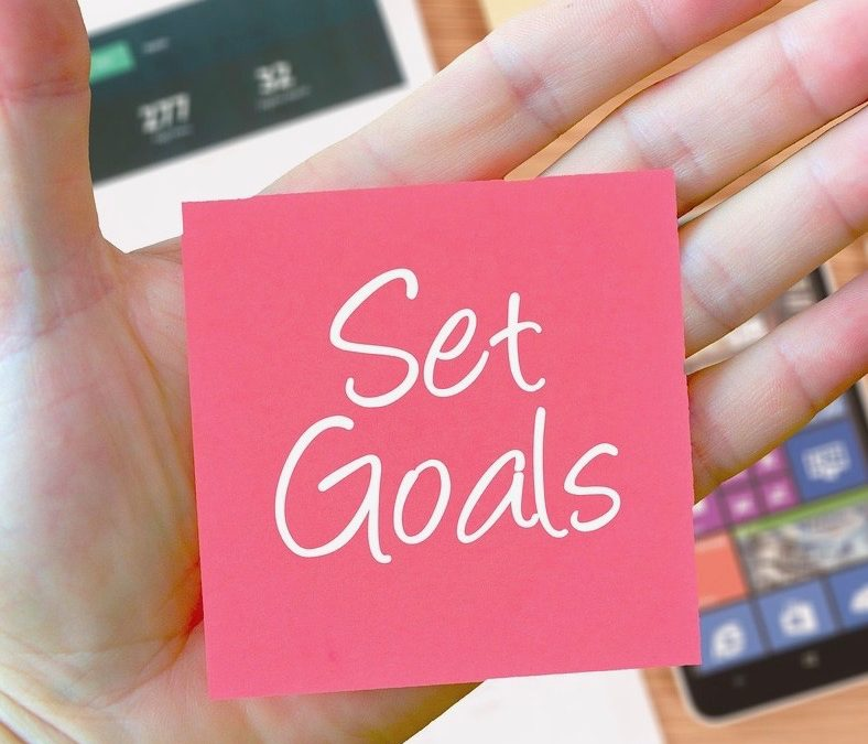 Let's Write Down Those Intentions/Goals for 2019!