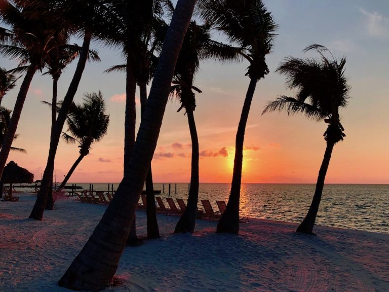 Florida Keys, Beach, Ocean, Sunset, Sunrise, Palm Trees, Vacation, Relax, Family, Getaway, Road Trip
