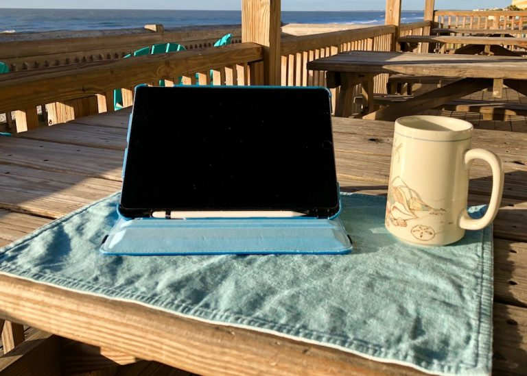 Beach, Pier, Folly Beach, Writing, Learning, Online Classes, Coaching, Relax,