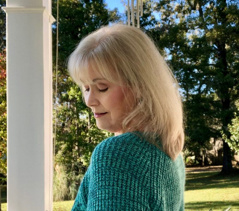 Porch, Fall, Sweater,