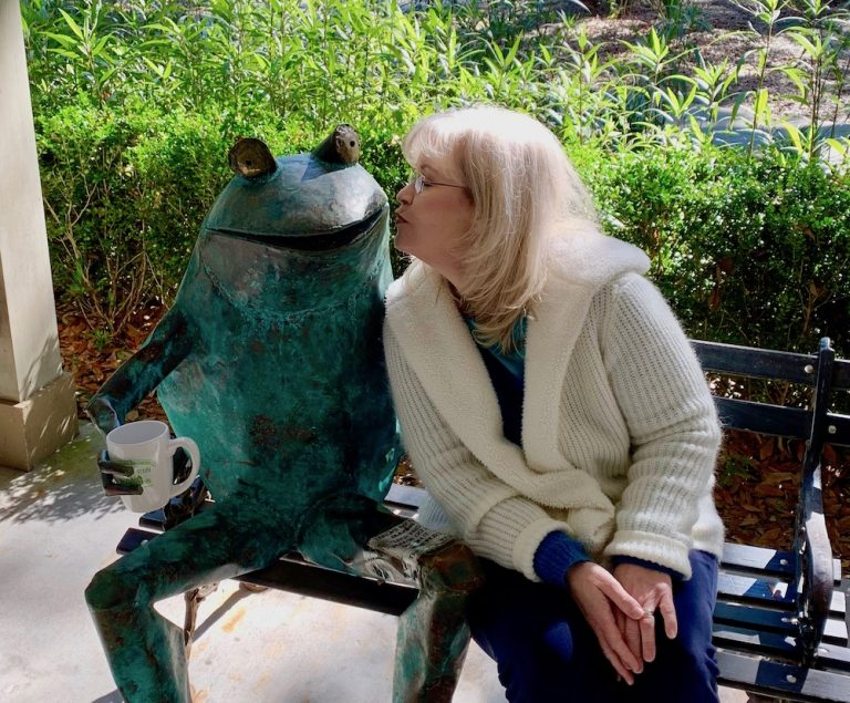 Charleston, South Carolina, Frog, Kiss the frog, Tea Plantation, Goals, Dreams, Working, Productiivity