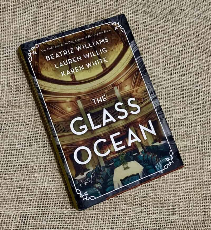 The Glass Ocean, Beatriz Williams, Karen White, Lauren Willig, Author, Authors, Read, Books, Reading, Lusitania