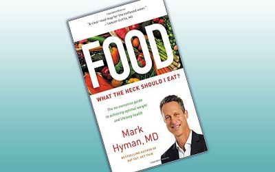 """This Week's Book To Read: """"Food: What The Heck Should I Eat"""""""