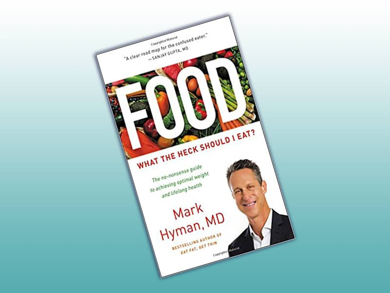 "This Week's Book To Read: ""Food: What The Heck Should I Eat"""