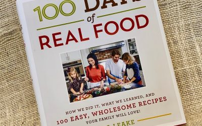 "Book To Read: ""100 Days Of Real Food"" by Lisa Leake!"