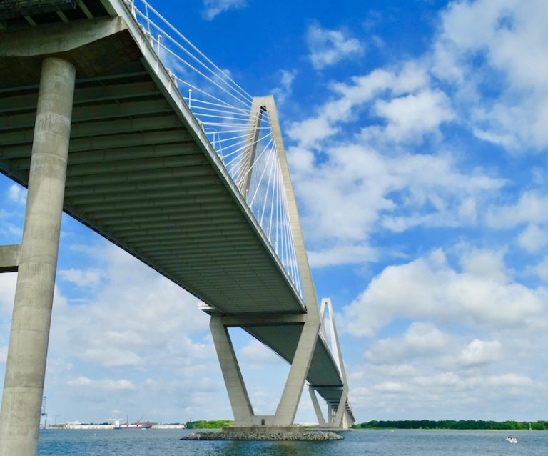 Ravenel Bridge, Bridge, Charleston, South Carolina
