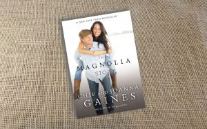 Book, Chip Gaines, Joanna Gaines, Magnolia Story, Read,