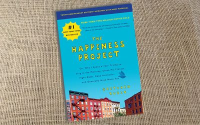 """Book Of The Week: """"The Happiness Project"""" By Gretchen Rubin"""