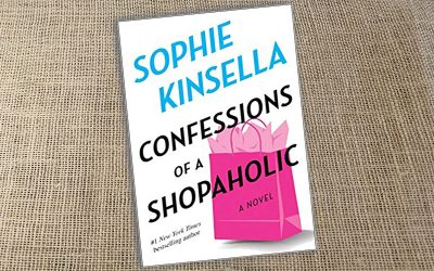 """Book Of The Week: """"Confessions of a Shopaholic"""" by Sophie Kinsella"""