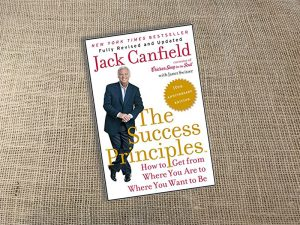 Book, Books, The Success Principles, Jack Canfield