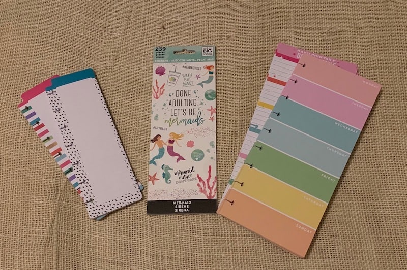 Planner, Stickers, Planner, Organizer, Journal, Calendar Happy Planner, Erin Condren