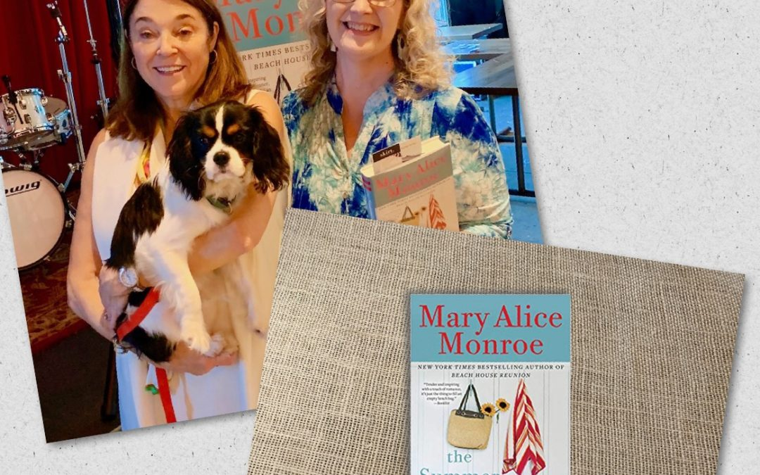 "Book To Read: ""The Summer Guests"" by Mary Alice Monroe"