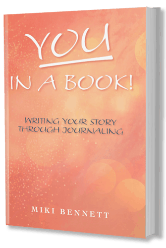 You In A Book By Author Miki Bennett