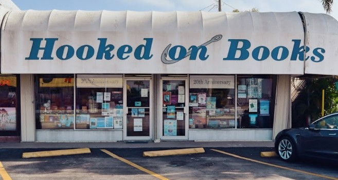 Hooked On Books Bookstore
