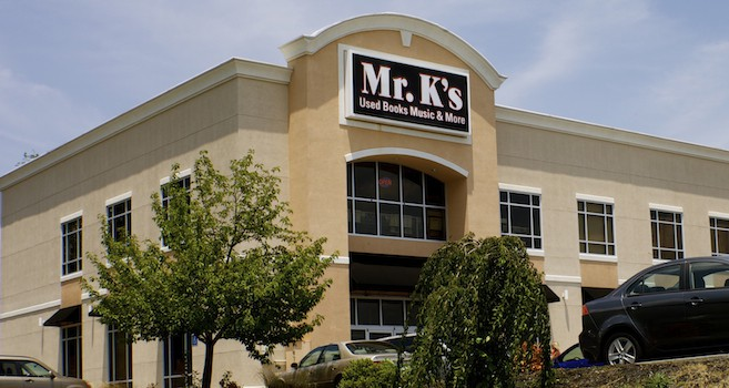 Mr. K's Bookstore