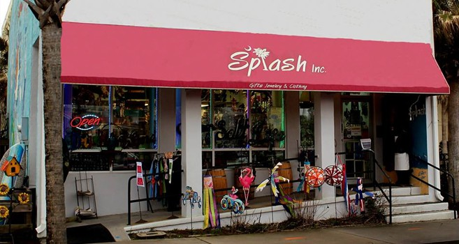 Splash Gift Shop And Bookstore