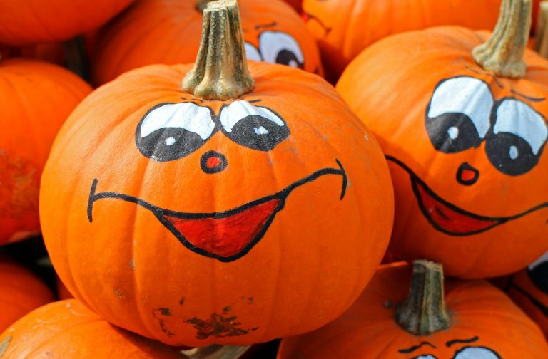 Pumpkin, Pumpkins, Smile, Holiday, Halloween