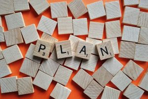 Plan, Organize, Goals, Dreams